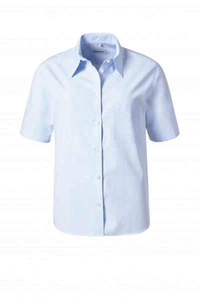 Pionier Business Premium Damen Bluse 1/2 Arm hellblau 6785