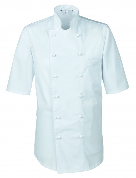 Greiff GM Cuisine Premium Kochjacke 1/2 Arm 5567