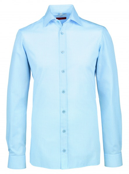 Greiff CW Premium Herren Slim Fit Hemd 1/1 Arm 6638