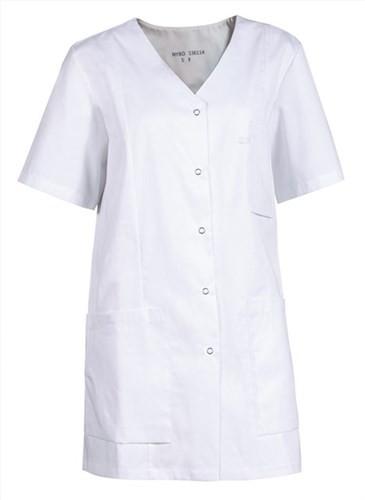 Nybo Damen Arztmantel Heartbeat Workwear