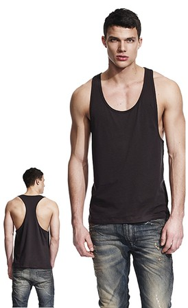 Continental® Fashion Herren Racer Back Jersey Vest N08