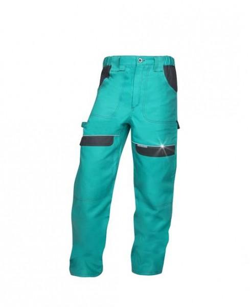 Ardon Cool Trend Arbeitshose - Bundhose in sportlichem Schnitt Grün H8104