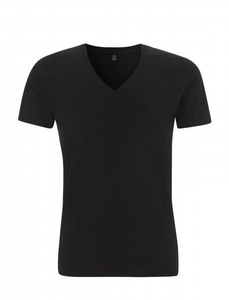 Continental® Earthpositiv™ Herren Organic V-Neck T-Shirt EP03V