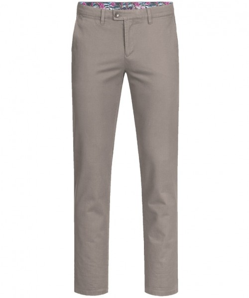 Greiff Casual Herren-Chinos Regular Fit G1337